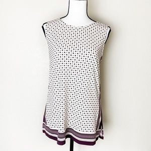 41 Hawthorn Tops - 41 Hawthorn Patterned Tank TopSize Large